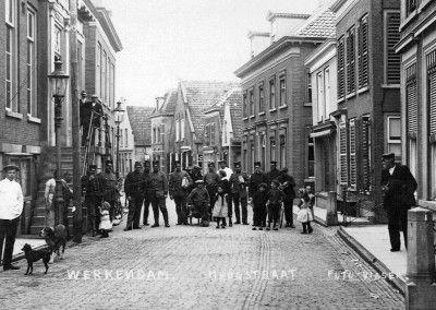 Hoogstraat 1914-1918