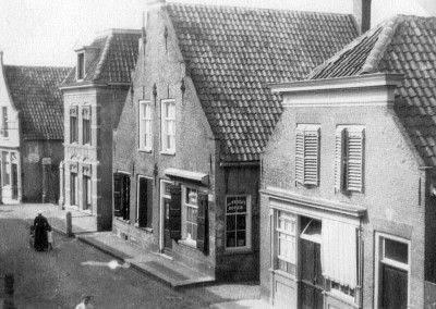 Hoogstraat 1923