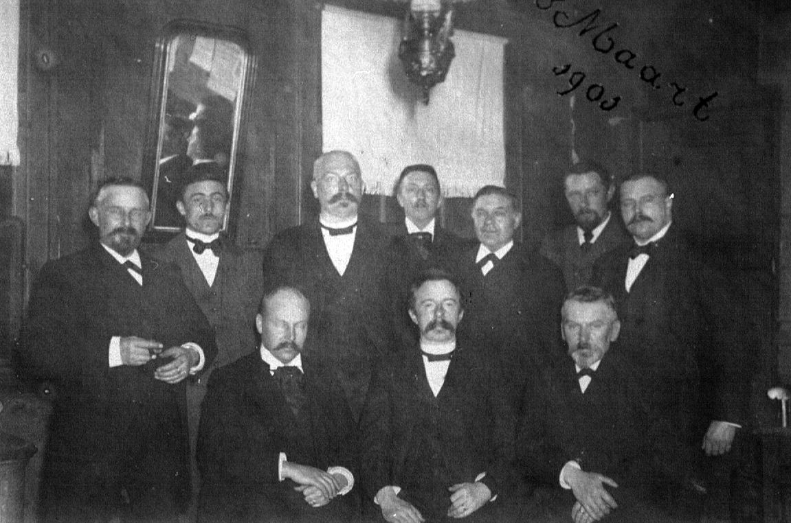 Sociëteit 1905